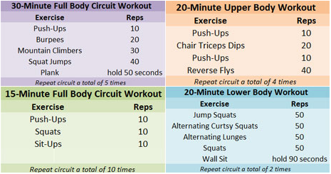 Bodyweight Exercise Revolution: Equipment-free Is Hot In 2010