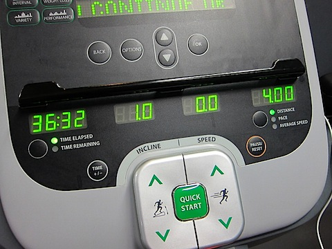 reebok review es treadmill 8100