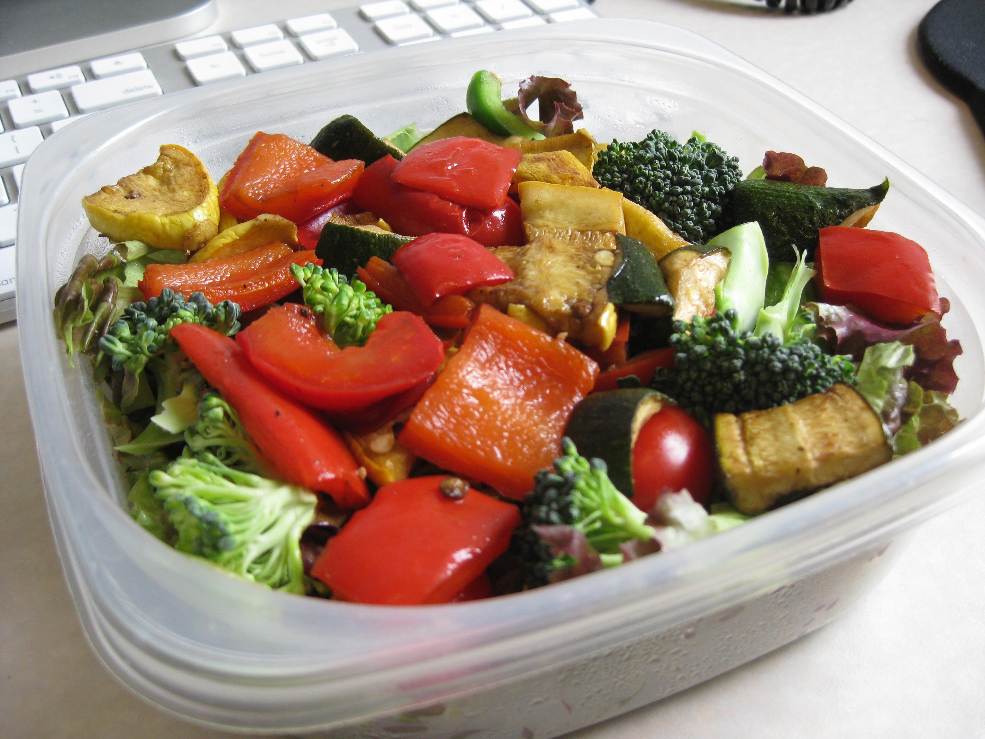 Запеченные овощи фото рецепт 4