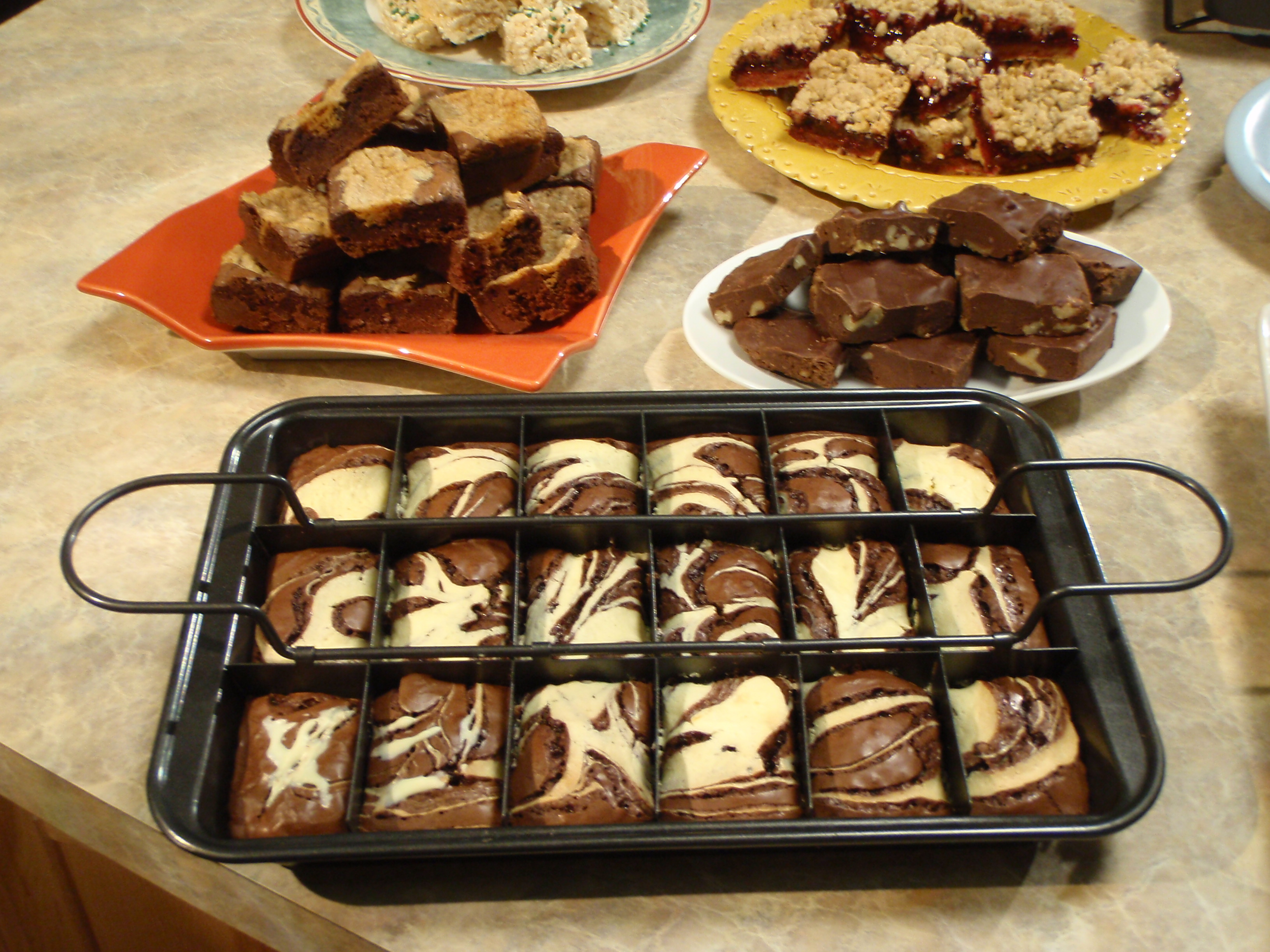... perfect tray of baked treats has never been easier perfect brownie