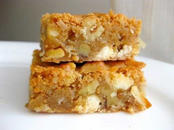 Carrot Congo Bars Recipe — Dishmaps