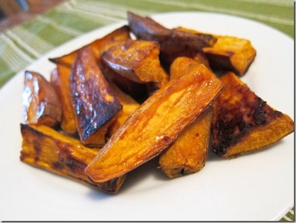 How to Make Sweet Potato Wedges – Carrots 'N' Cake