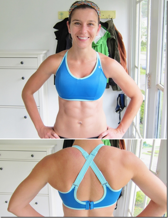 bc63295637 2012-06-25 1439. The Champion Shape Scoop Sports Bra was super comfortable  and ...