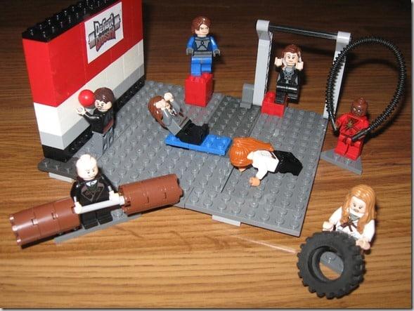 LegoCoaches