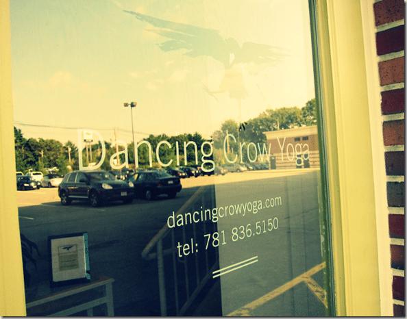 DancingCrowYoga