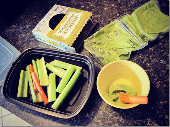 Guac&Veggies