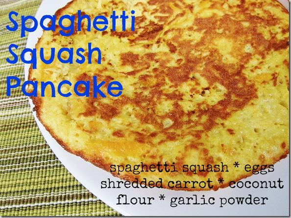 spaghettisquashpancake