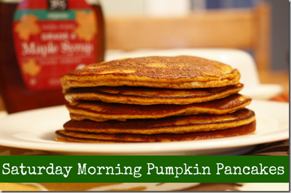 SaturdayMorningPumpkinPancakes