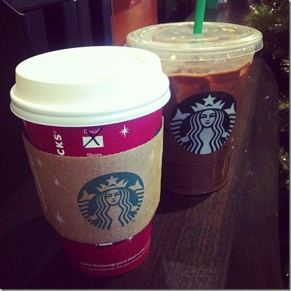enjoyadeliciousholidaybeveragefromStarbucks