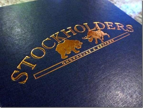 Stockholders Weymouth