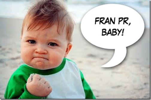 fran PR CrossFit