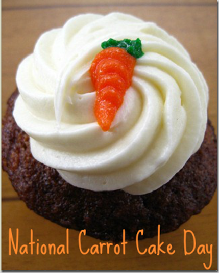 National_Carrot_Cake_Day