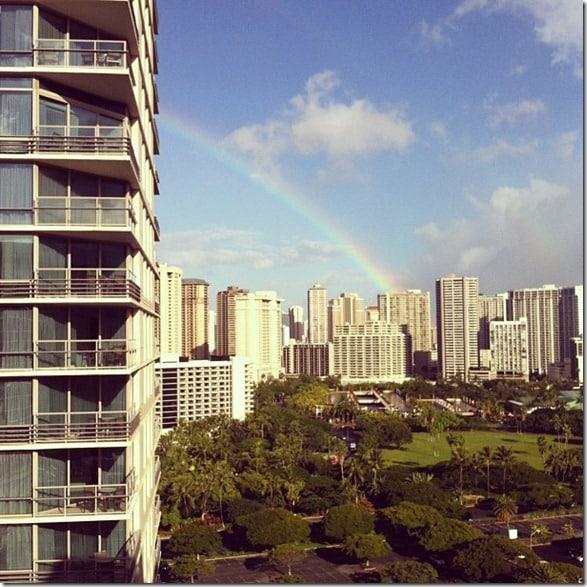 Oahu Rainbow