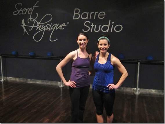 Secret Physique Hingham Chrissy and Tina