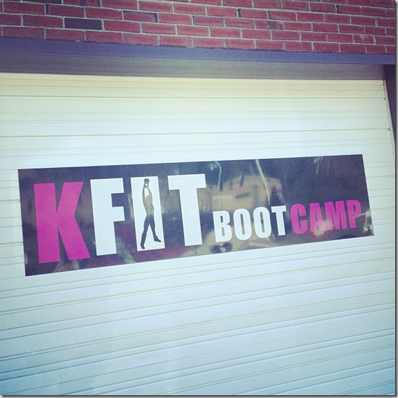 KFit Bootcamp