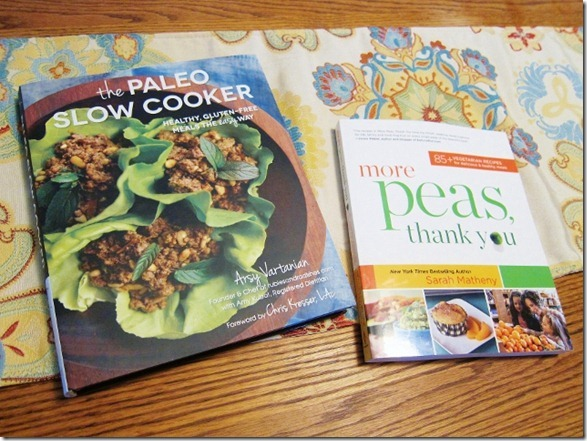 Paleo Slow Cooker & More Peas, Thank You