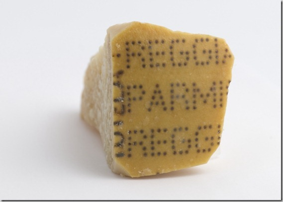 Whole Foods Parmigiano Reggiano