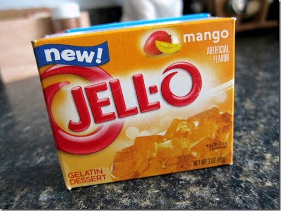mango Jello