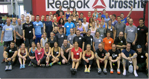 My Experience at the CrossFit Level 1 Trainer Course - Carrots \'N\' Cake