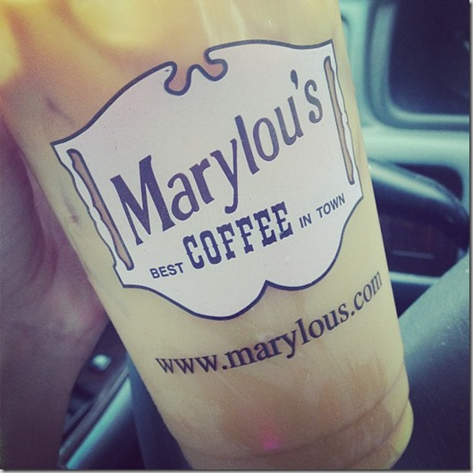 marylou's iced coffee white chocolate chip