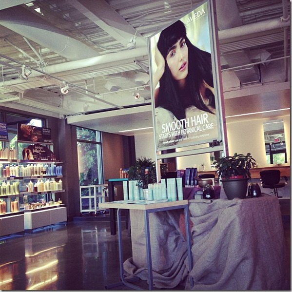 Aveda salon Zona