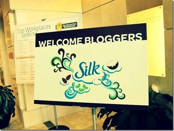 Silk Bloggers