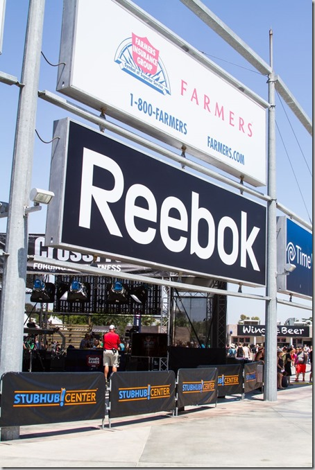 Reebok 2013 CrossFit Games
