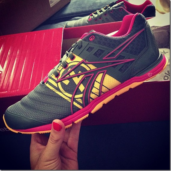Reebok Nano Speed