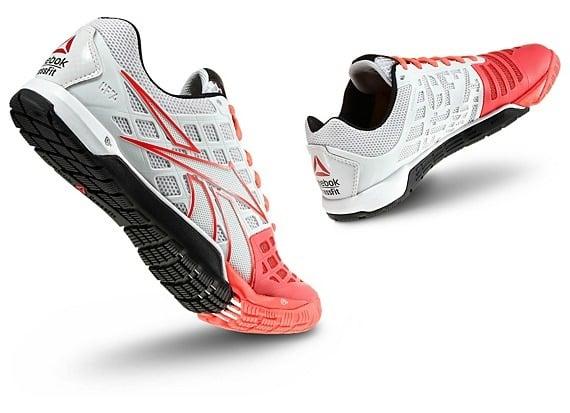 Reebok Crossfit Nano Zapatillas De Deporte Para Mujer 3,0