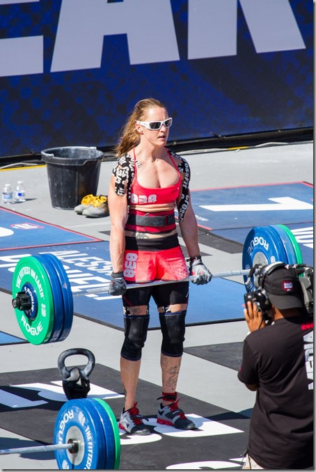 sam briggs 2013 crossfit games