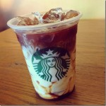starbucks espresso shots over ice