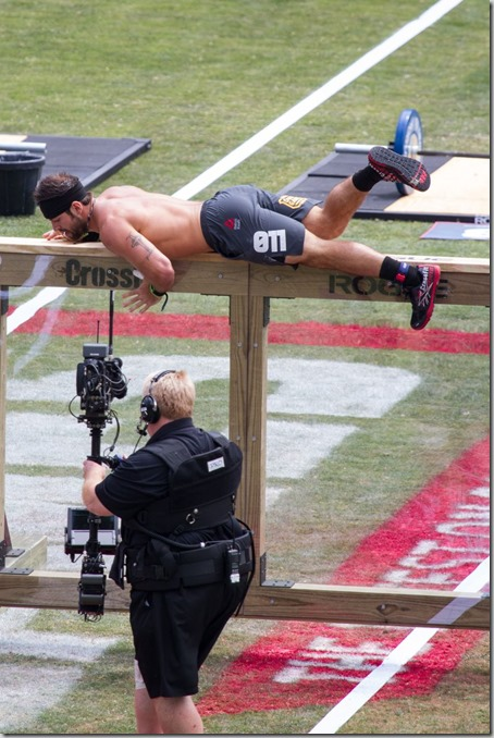 wall burpees rich froning