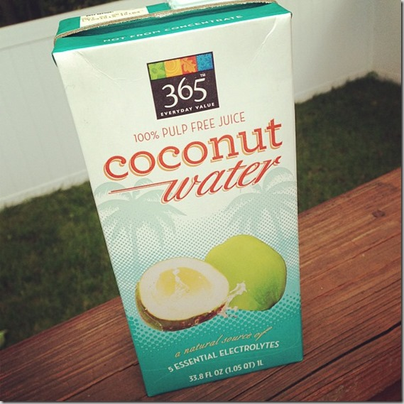 whole foods coconut water