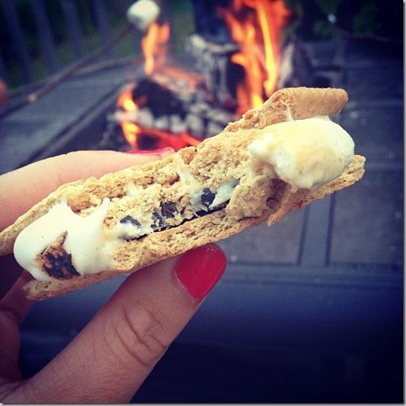 cookies & cream smore