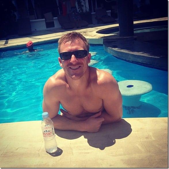 pool at the bahia hotel