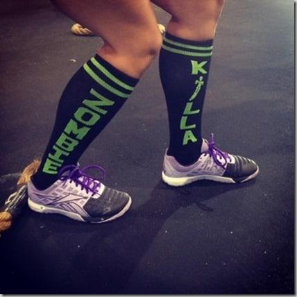 zombie killa socks