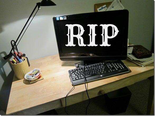 RIP computer