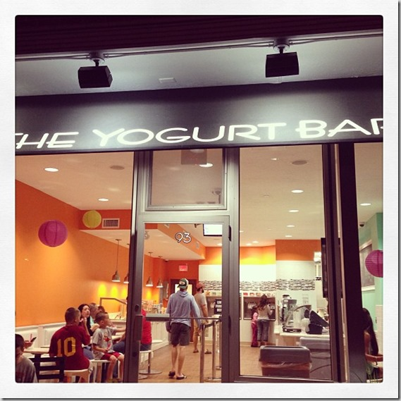 The Yogurt Bar Weymouth