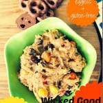 Wicked Good Raw Cookie Dough