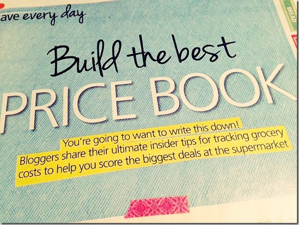 build the best price book