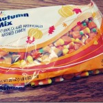 candy corn autumn mix