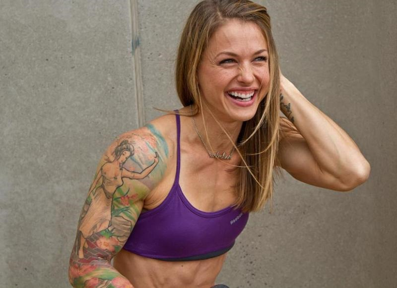 Christmas Abbott Workout.Interview With Christmas Abbott Carrots N Cake
