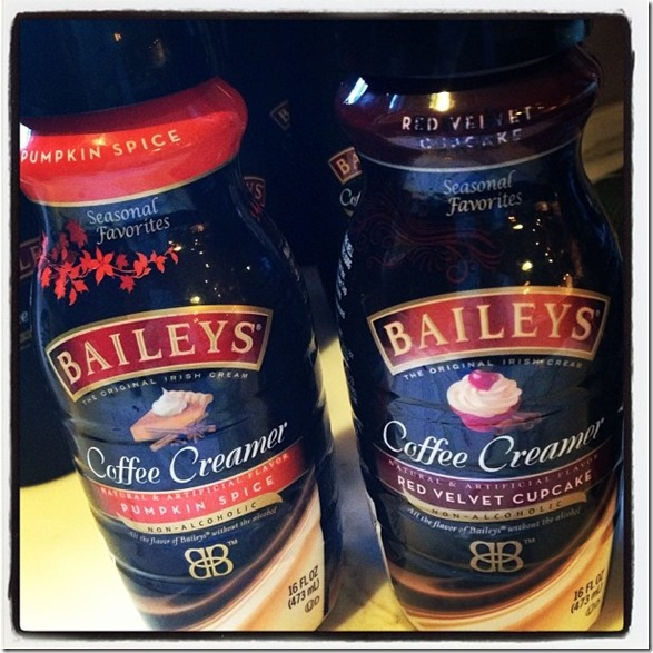 new bailey's creamer flavors
