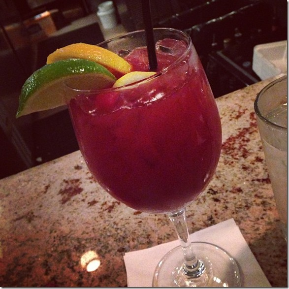 sangria at bay pointe