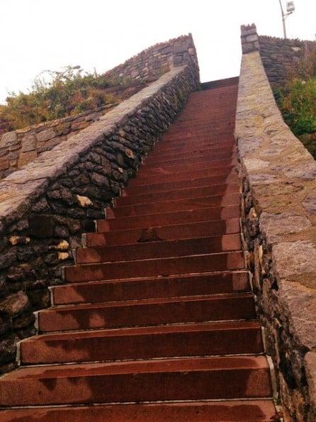 40 stairs newport