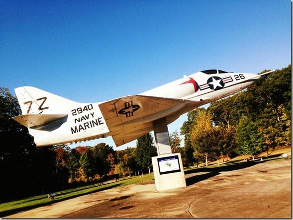 plane at southfield