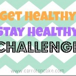 get healthy stay healthy challenge