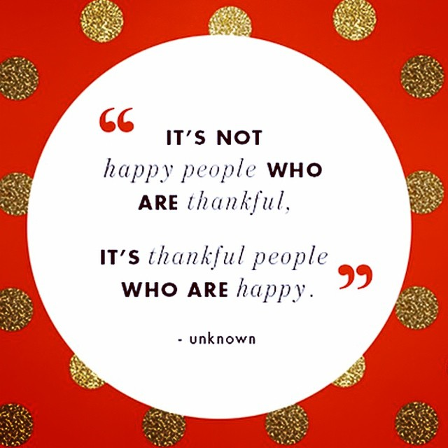 Happy Thanksgiving! #thanksgiving #thankful #qotd