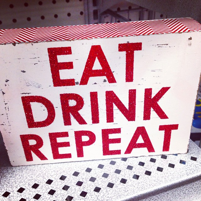My next blog. #eat #drink #repeat #blog #blogger #wineme
