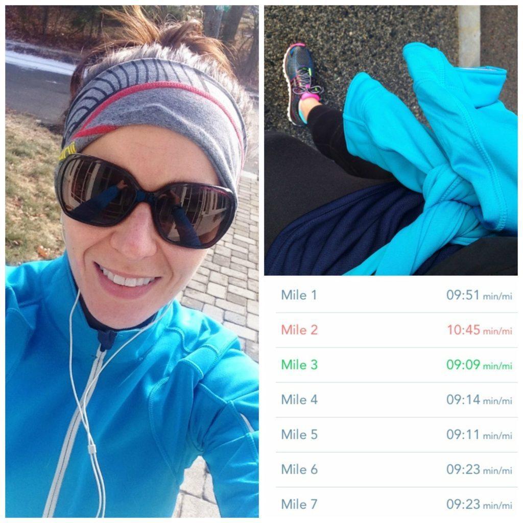 60-minute long run
